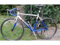 Large Peugeot Road Bike, just serviced and cleaned.