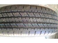 Hancook Dynapro Tyre R17 New Unused