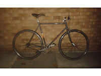 Single Speed Peugeot Bicycle