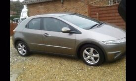 Honda Civic Diesel , fast and economical, new mot , nice condition