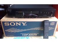Sony CD Player XE570