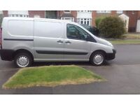PEUGEOT EXPERT LOW MILEAGE ONE OWNER £6500