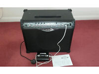 Guitar Amp, Line 6 Spider 2, 75 watt, built in multi effects and tuner.