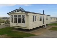 Caravan for rent Perran Sands Cornwall