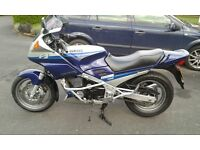 YAMAHA FJ1200 STUNNING CONDITION SPORTS TOURER READY TO RIDE ANY DISTANCE NO ISSUES LONG MOT FSH
