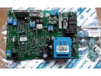 ARISTON MICROGENUS pcb + air switch