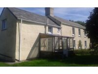 Lovely rural traditional character farmhouse. 10 mins.from main A40, 5 mls. mainline trains.
