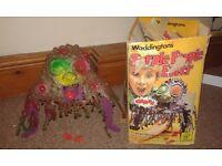 Waddingtons Vintage Purple People Eater Game. Action Man Star Wars Lego