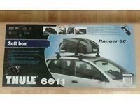 Roof Box - Thule Ranger 90 Soft Box