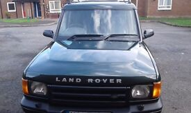 Land rover td5.