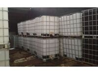 1000 litre IBC containers - Chelmsford