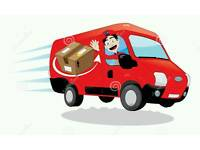 Multi Drop Courier Delivery Driver