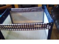 Graco Pack n Play Compact Play pen/Travel cot