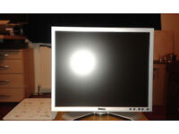 Have 2 Dell LCD Monitors. interface DVI-VGA and USB ports