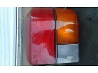 Vw t4 o/s rear taillight