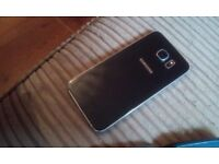 Samsung galaxy s6 64gb on O2 network with wireless charger