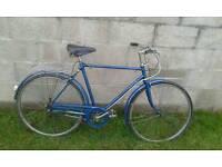 Raleigh 3 speed man's bike