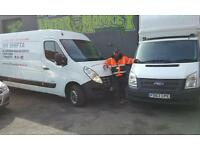 MR SHIFTA UK/ European Man and Van Service (24/7) Competitive Rates