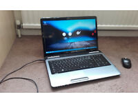 Toshiba Laptop 17 Inch Screen Satellite L775-12H
