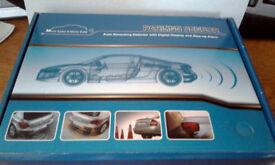 Car Reversing Sensors (4) PLUS a Windscreen repair kit