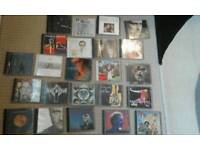 Cds 80s mainley some 90s
