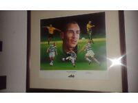Henrik Larsson Golden Boot Picture