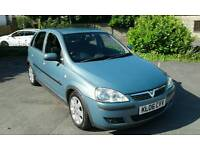 2006-Vauxhall corsa 1.2 SXI twinport with full service history