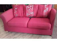 nice comfy sofa with cushions