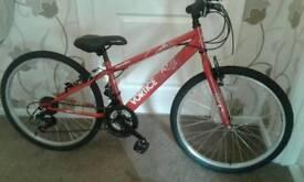 Junior Apollo Vortice Bicycle (Hybrid) 24 inch brand new