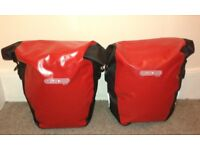 Ortlieb City Panniers Brand New