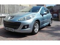peugeot 207 1.4 full history CAMBELT CHANGED