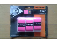 Unpacked - Dunlop Tour Dry Overgrip (3 Pack)