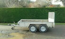 IFOR WILLIAMS heavy duty 3.5 tonne trailer