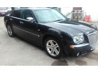 Chrysler 300c 2007 (57) diesel bargain car