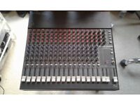 Mackie CR1604 Analogue mixer - USA model great condition