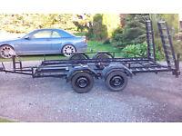 car/plant transporter trailer