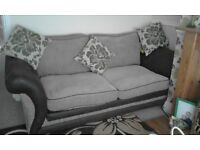3 & 2 large sofa