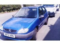 Citreon saxo 51 plate for sale