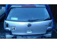 VW Polo Boot Lid