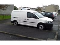 Volkswagon Caddy Maxi LWB Refrigerated Van