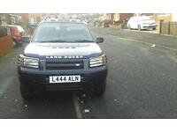 landrover freelander service history private plate