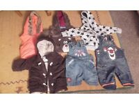 Massive bundle of BOY'S baby clothes
