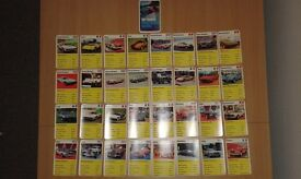 Top Trumps 32 Playing cards