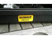 DW331K 240v Dewalt jigsaw for sale