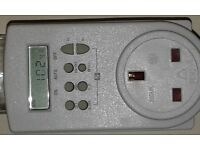 WICKES 7 DAY HI-LOAD DIGITAL TIMER.