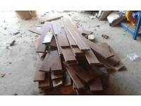 Hardwood Flooring, Various Lengths