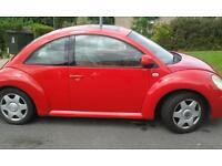Automatic VW Beetle