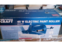 Powercraft 45W Electric Paint Roller JS600GT In Box