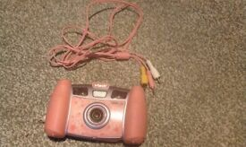pink kidizoom kidi zoom vtec camera excellent con great christmas present!