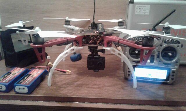 DJI F550 Flamewheel drone inc Taranis plus transmitter | in Sheffield,  South Yorkshire | Gumtree